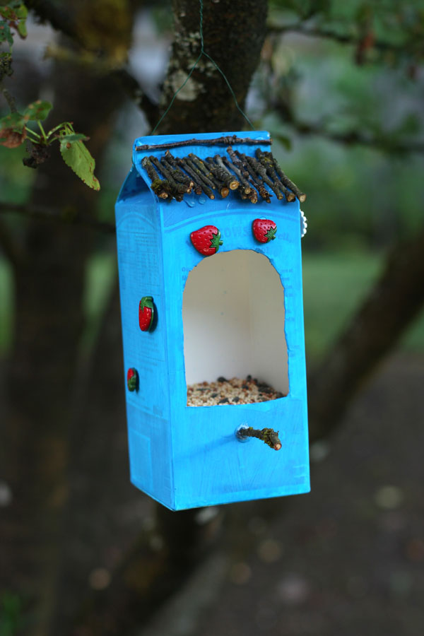 Image result for diy bird feeder kids