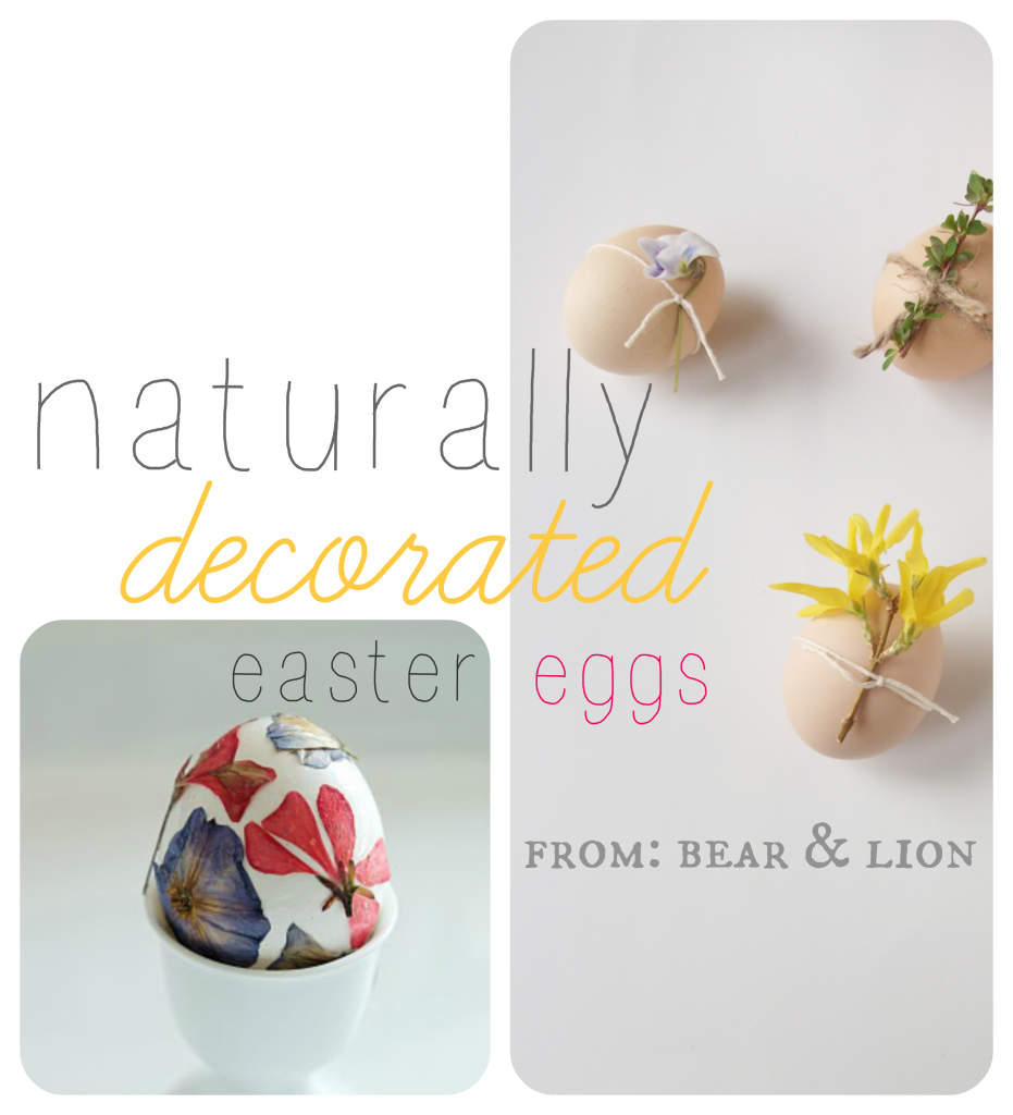easter eggs, naturally decorated easter eggs