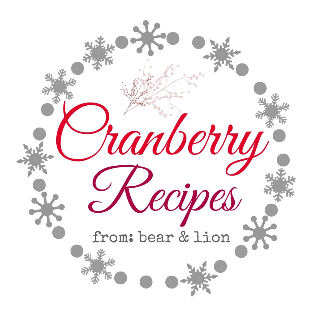 cranberry recipes 1