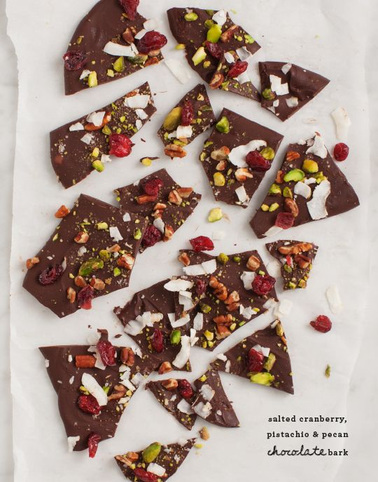 cranberry bark, christmas bark, cranberry recipes