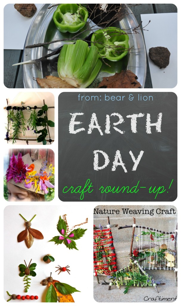 earth day crafts, eco crafts