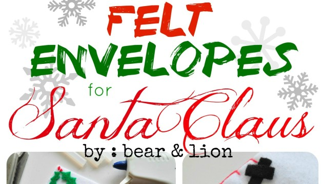 santa envelopes collage 2