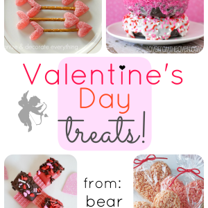 valentine's day treats!